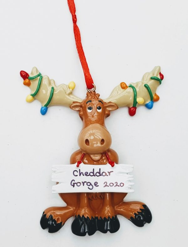 Cheddar Gorge Moose