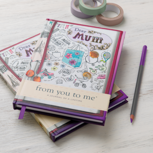 Journal of a Lifetime - Dear Mum - Lifestyle