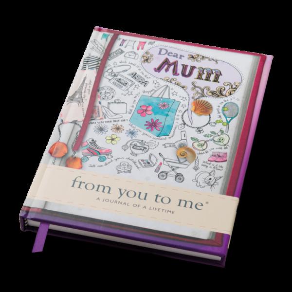 Journal of a Lifetime - Dear Mum