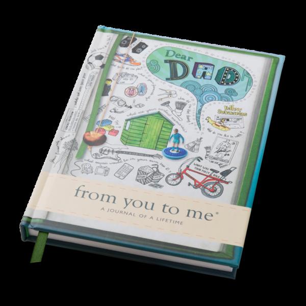 Journal of a Lifetime - Dear Dad