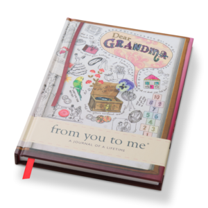 Journal of a Lifetime - Dear Grandma