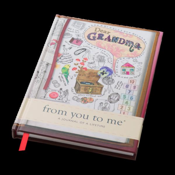 Journal of a Lifetime - Dear Grandma