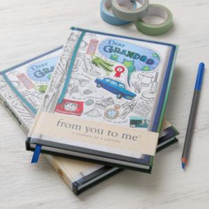 Journal of a Lifetime - Dear Grandad - Lifestyle