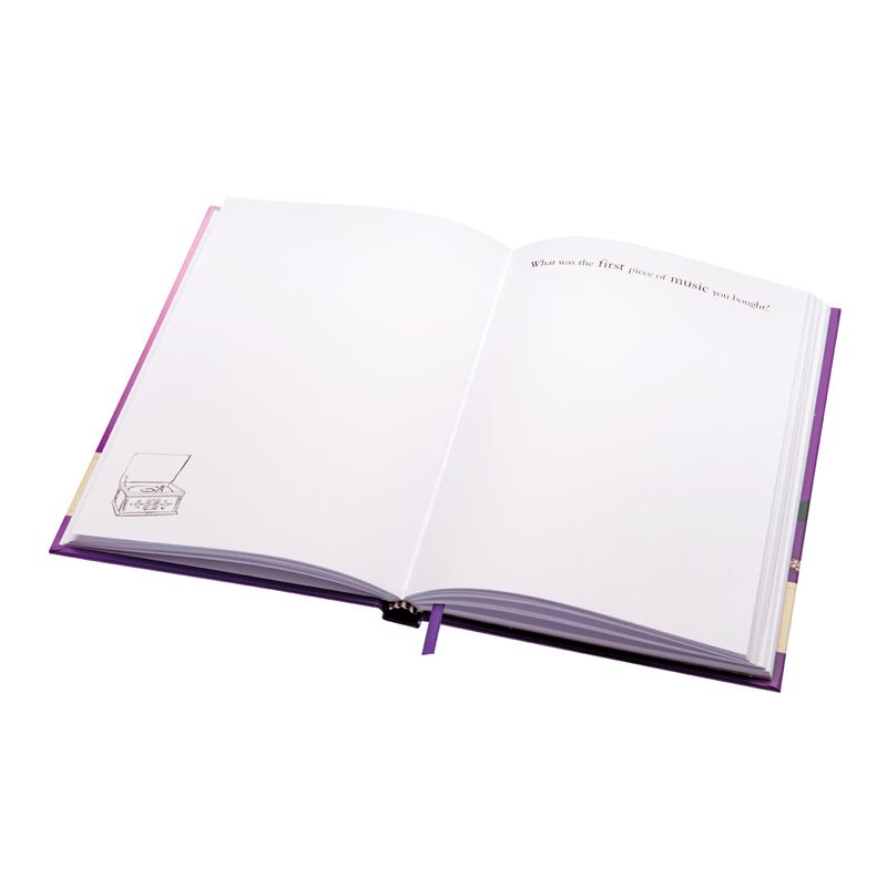 Journal of a Lifetime - Dear Grandma - Inside 1