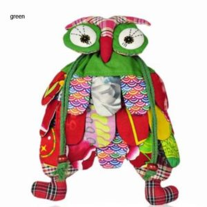Green Owl Bag - Small