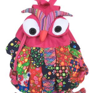Medium Owl Bag