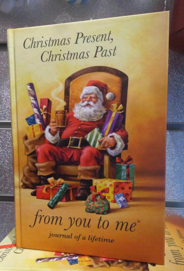 Christmas Present, Christmas Past Journal