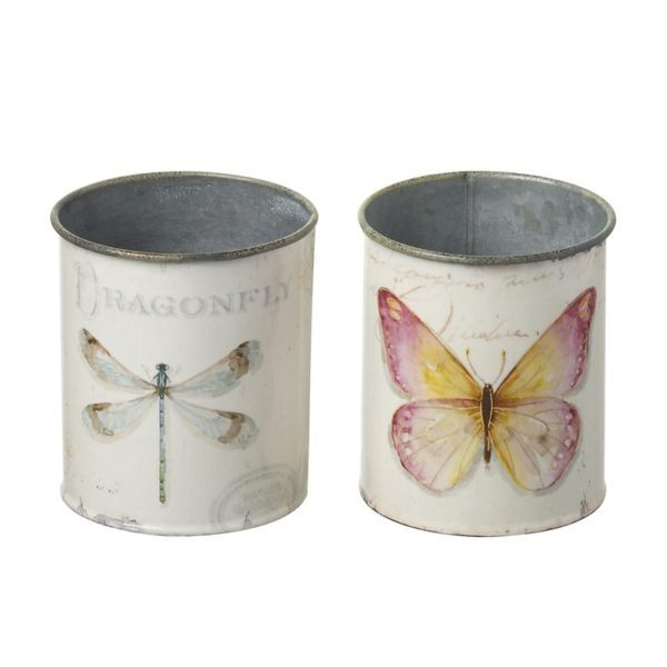 Dragonfly & Butterfly Pot Mix