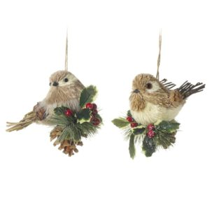 Hanging Bird Decoration