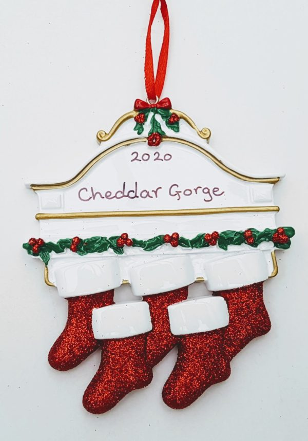 Cheddar Gorge white mantle 5