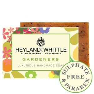 Heyland and Whittle 120g Gardeners Handmade Soap