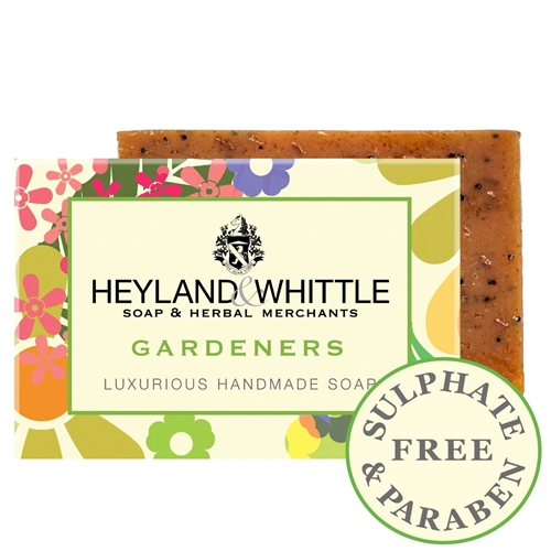 Heyland and Whittle 120g Gardeners Handmade Soap