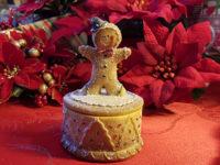 Gingerbread Mini Pot