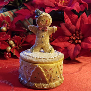 Gingerbread Mini Pot
