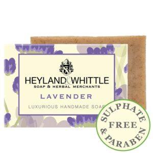 Heyland and Whittle 120g Lavender Handmade Soap