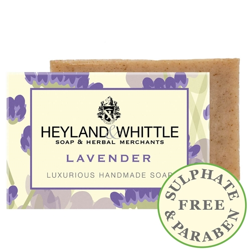 Heyland and Whittle 120g Lavender Handmade Soap