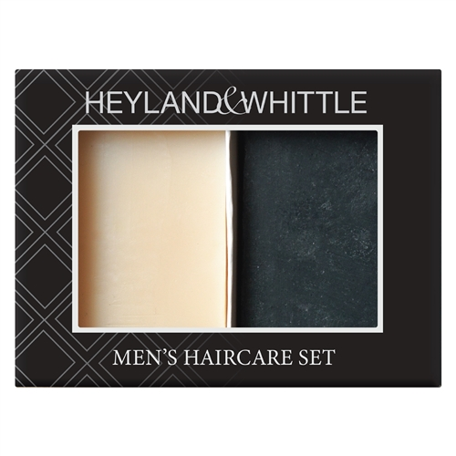 `Heyland and Whittle Mens Haircare Set 2 x 95g