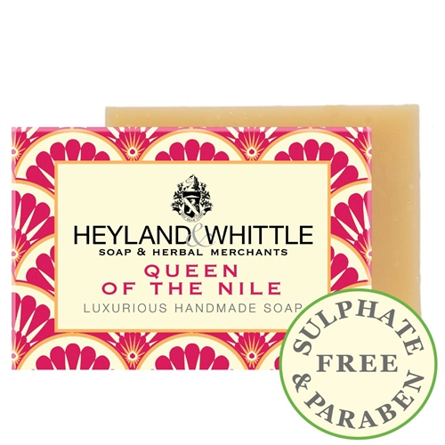 Heyland and Whittle 120g Queen Of The Nile Handmade Soap