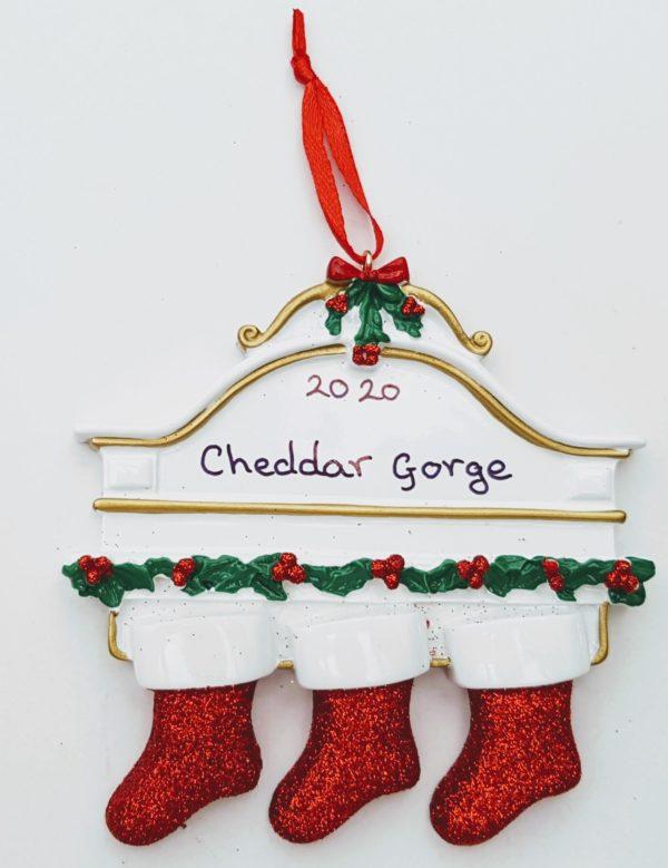 Cheddar Gorge white mantle 3