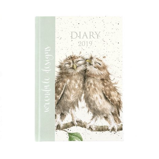 Wrendale_2019_Owl_Diary