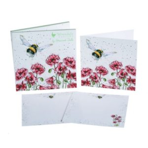 Wrendale_Bee_Notecard_Pack