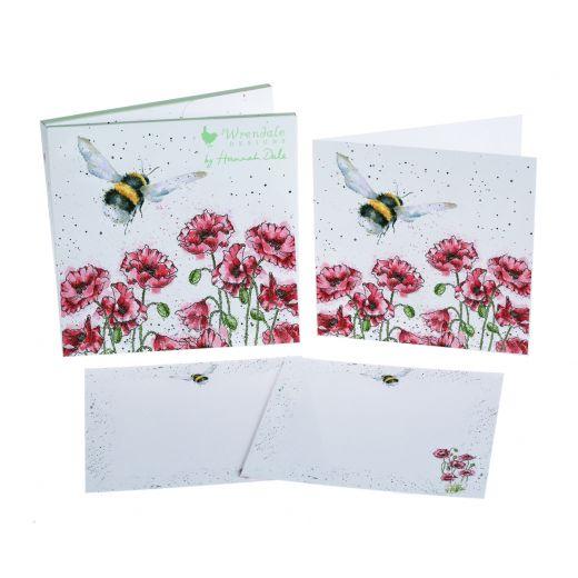 Wrendale_Bee_Notecard_Pack
