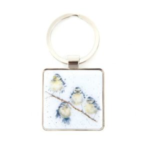 Wrendale_Birds_Keyring