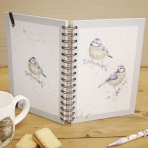 Wrendale_Bluetits_Spiralbound_Notebook