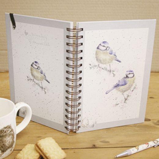 Wrendale_Bluetits_Spiralbound_Notebook