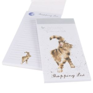 Wrendale_Cat_shopping_Pad