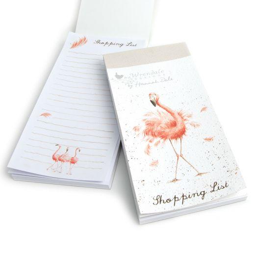 Wrendale_Flamingo_Shopping_Pad