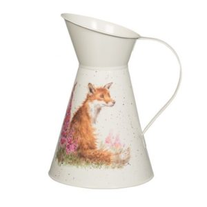 Wrendale_Foxgloves_Flower_Tin_Jug