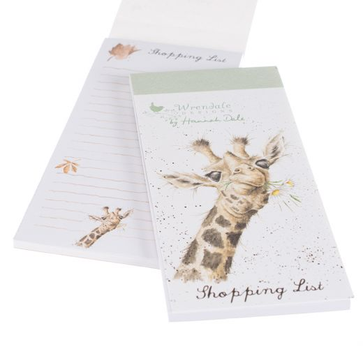 Wrendale_Giraffe-Shopping_Pad