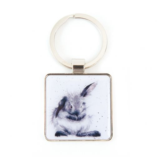 Wrendale_Rabbit_Keyring