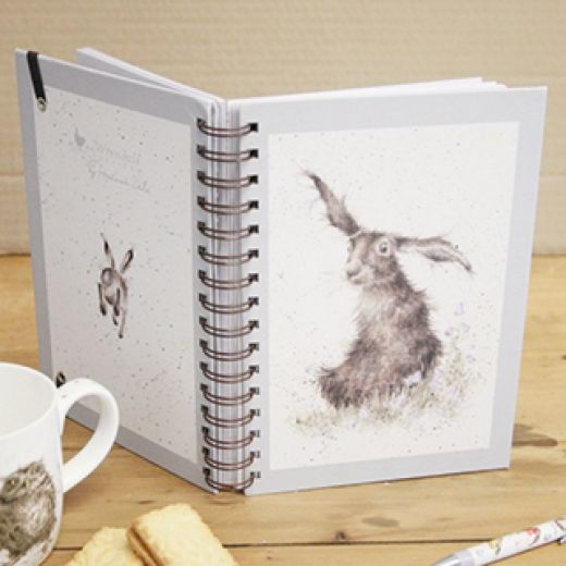 Wrendale_Spiralbound_Harebell_Notebook