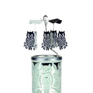 Carousel Owls