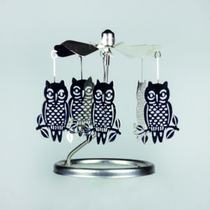 Carousel propeller set - Owls