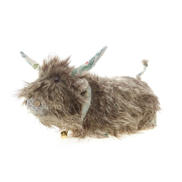 Agnes Highland Cow Doorstop