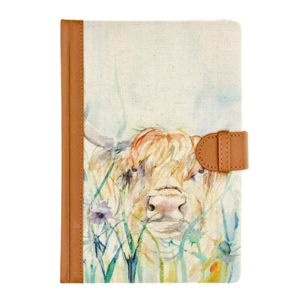 Bramble View Notebook - Front
