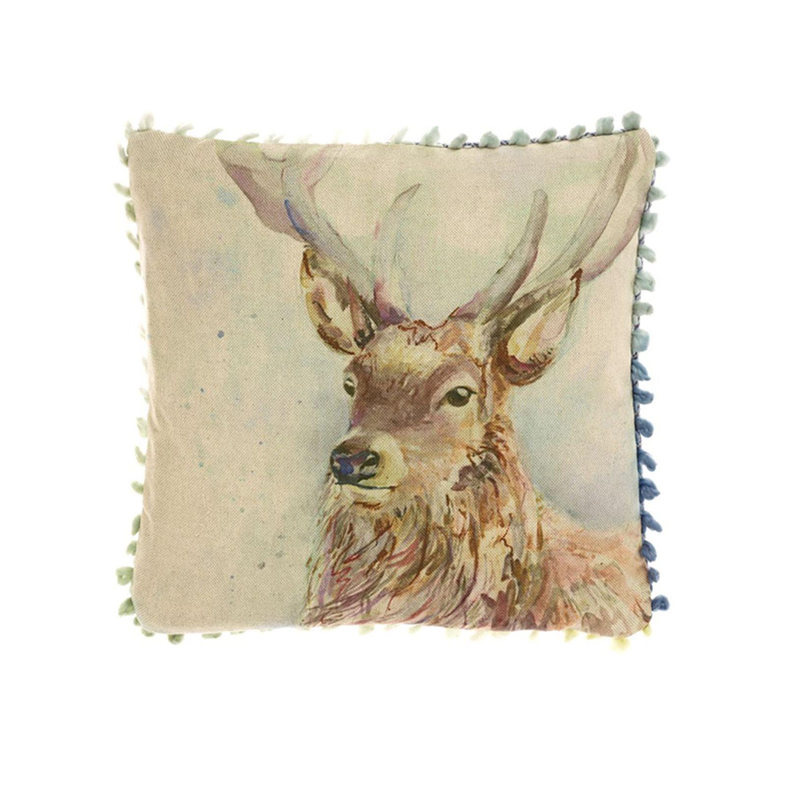 Voyage Maison Wallace Linen Print Cushion