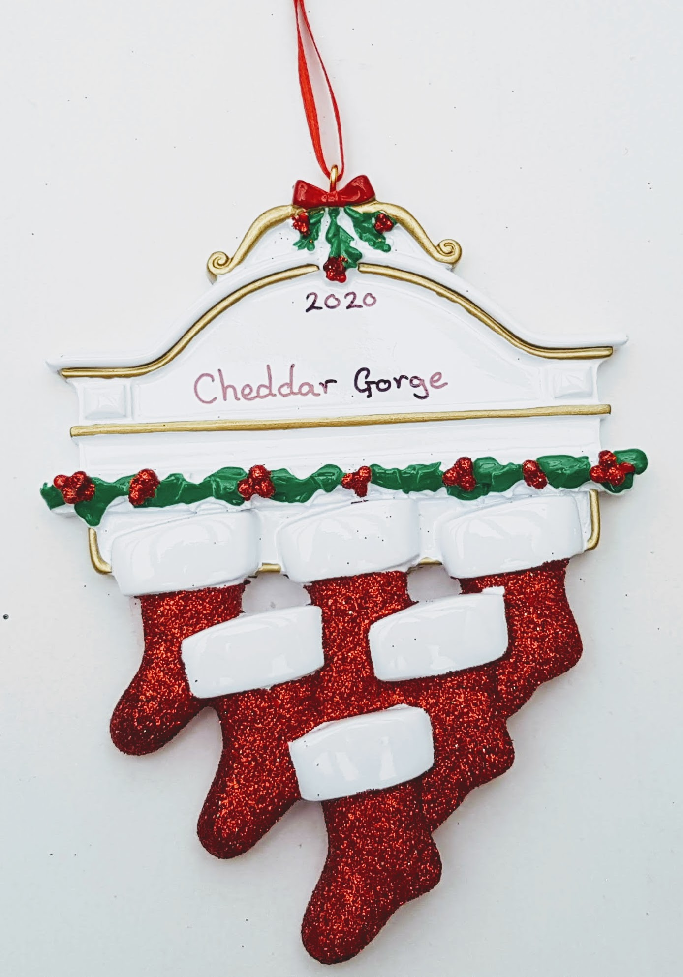 Cheddar Gorge white mantle 6