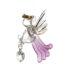 Loving Glass Angel Light Amethyst