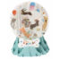 Pop-Up Greeting Card Snow Globe Birthday Dogs