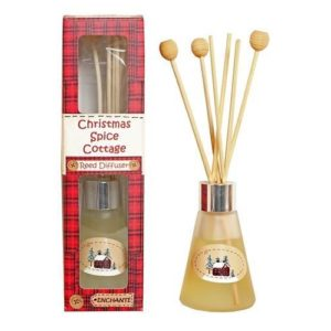 Christmas-spice-reed -difuser