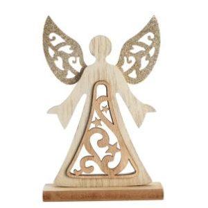 wooden-angel