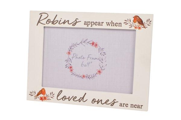 Robin Photo Frame