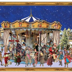"Mini-Advent Calendar ""Carousel"""