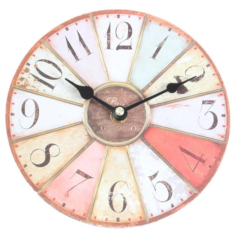 small retro clock