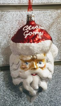 Cheddar Gorge Santa Head