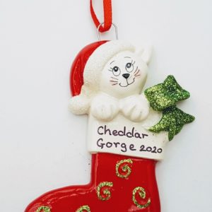 Cheddar Gorge Cat Stocking